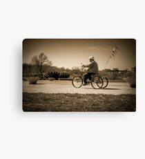 Unstoppable Canvas Print