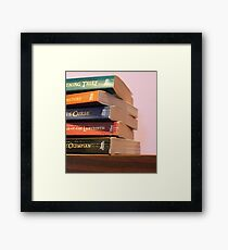 Percy Jackson and the Olympians Framed Print