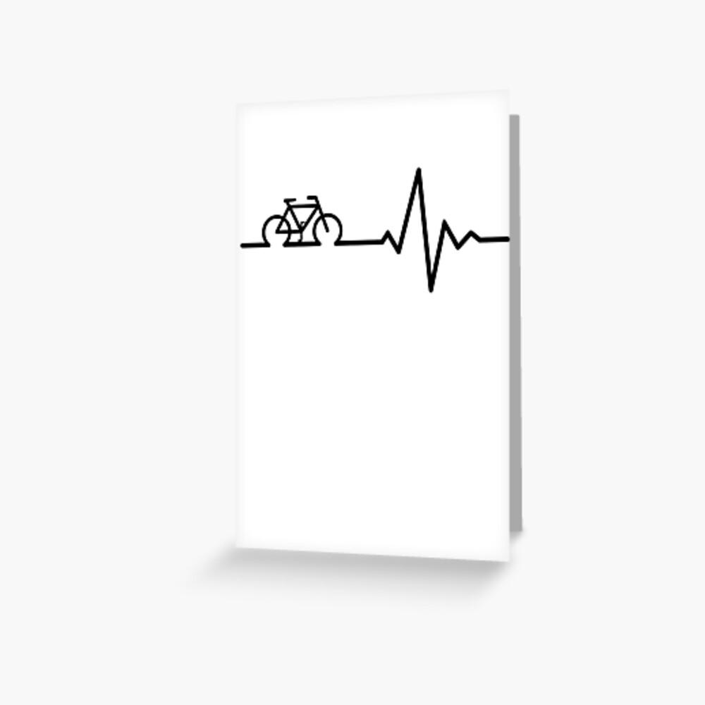 Bike Life Greeting Card