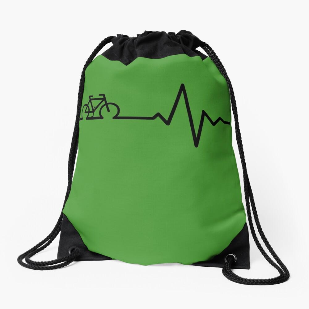 Bike Life Drawstring Bag