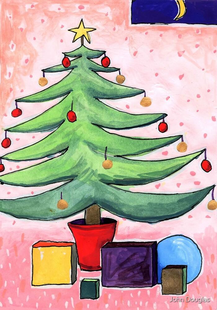 Christmas Tree by John Douglas