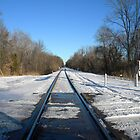 Winter Rails by Jaclyn Hughes