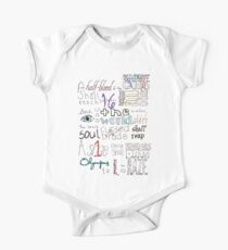 The Great Prophesy Kids Clothes