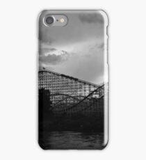 Roller coaster in Denver iPhone Case/Skin