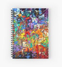 20 Millions Things To Do Spiral Notebook