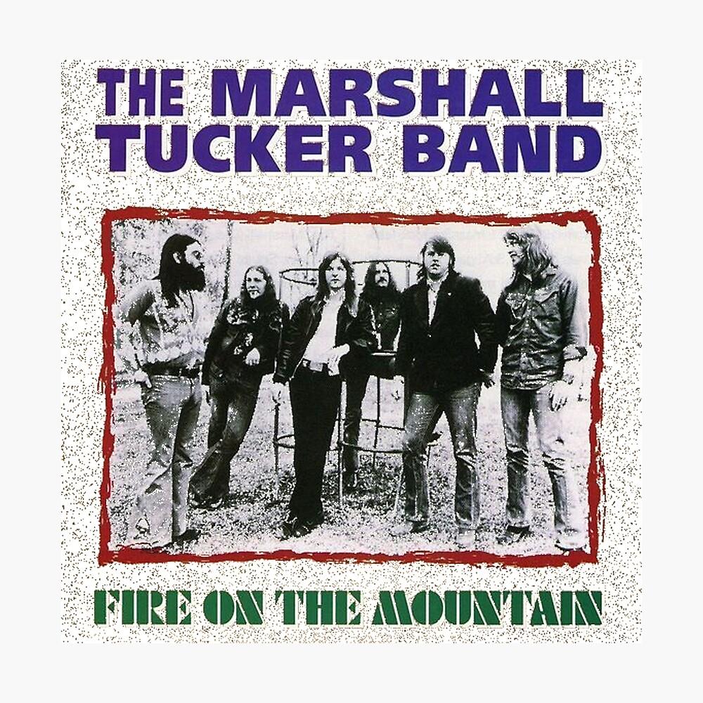 Marshall Tucker Band Fotodruck