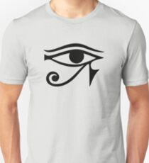 Horus eye Egyptian protection symbol Unisex T-Shirt