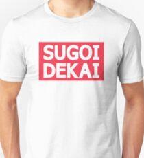 Uzaki-Chan, SUGOI DEKAI Slim Fit T-Shirt