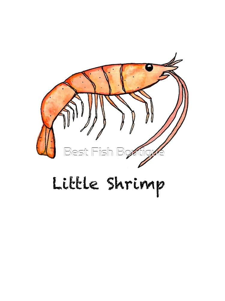 Little Shrimp | Baby One-Piece