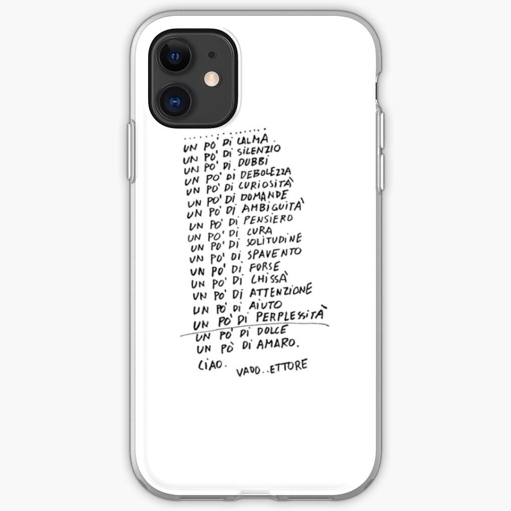 Memphis Style Vibes (Dark) iPhone 11 case