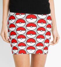 Pokeball Mini Skirt