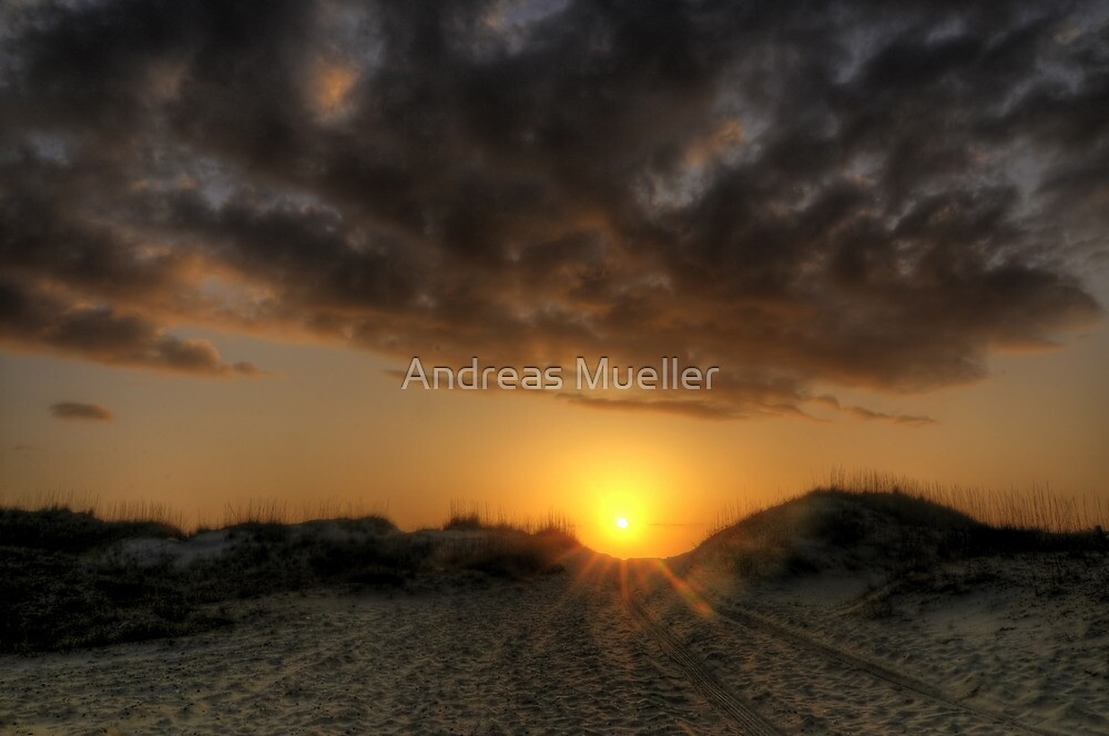 The Guiding Light by Andreas Mueller