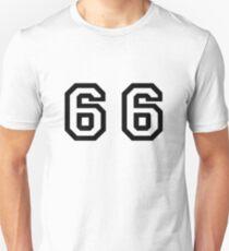 Sixty Six Unisex T-Shirt