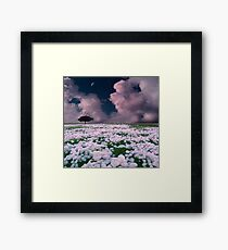 The simplicity of being Framed Print
