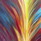 Abstract Firework by ByCait