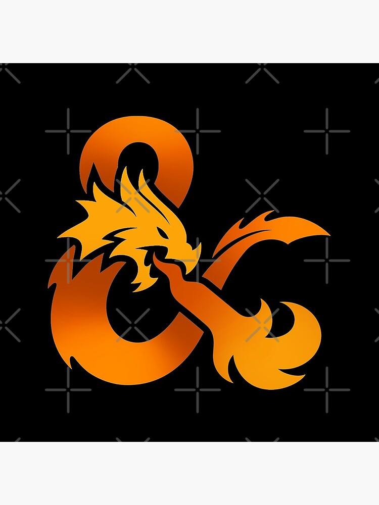 Dungeons & Dragons (Orange) by VanHand