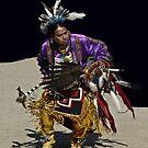 Northern Traditional Dancer by Linda Sparks
