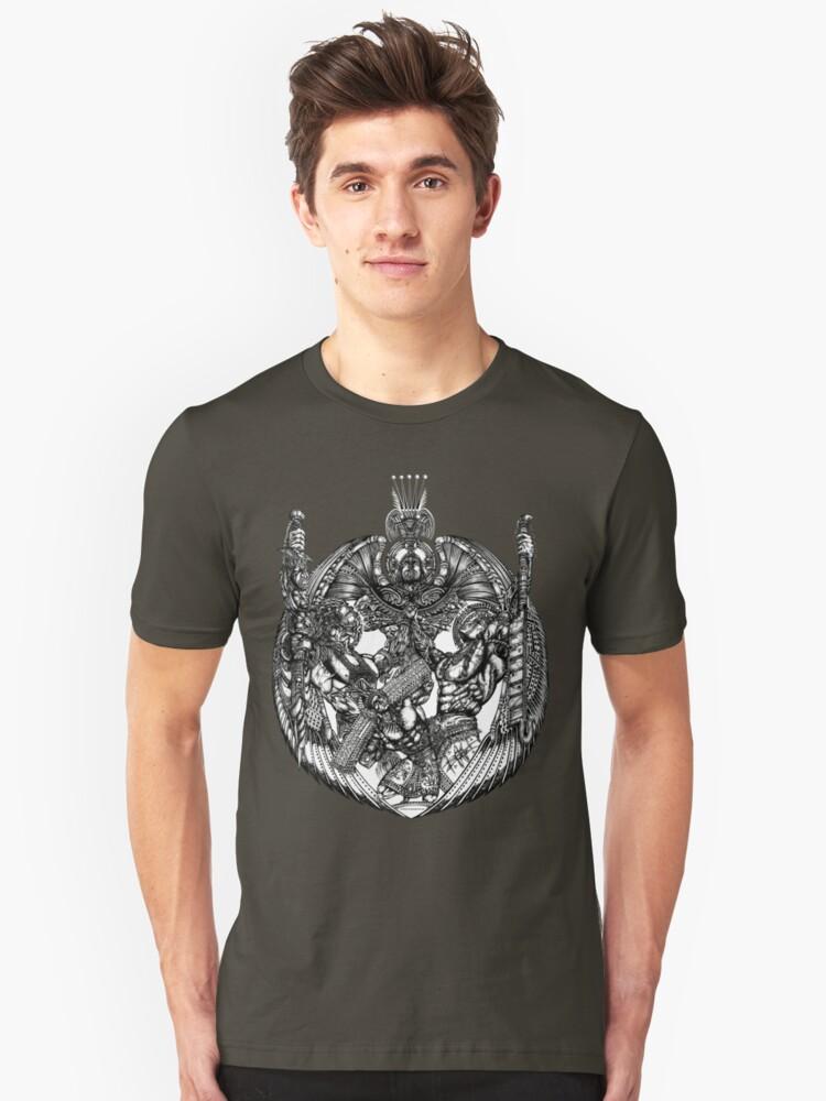 Warriors Unisex T-Shirt Front