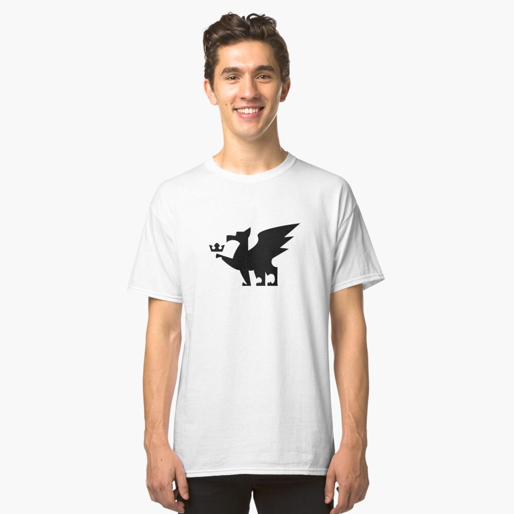Sparky Nouveau - Black Classic T-Shirt