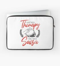No necesito terapia, solo necesito Salsa Funda para portátil