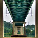 Tennessee Bridge II by Richard Skoropat