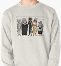 Unusual Suspects Pullover Sweatshirt