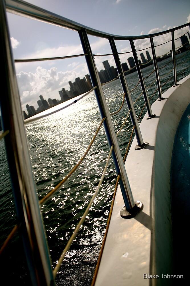 Miami Cruising by Blake Johnson