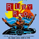 Ruby Rhod LIVE! by shinkenguard
