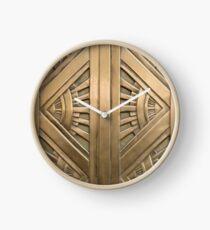 Art Deco, Vintage, Elegant, Chic, Ära 1920, Bronze, Schön, der große Gatsby Uhr