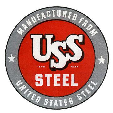 USS Steel by taspaul