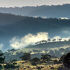 Early Morning on the Monaro by Harry Oldmeadow