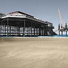 Cromer Pier - Coloured by StephenRB