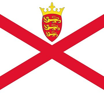Jersey Flag by sweetsixty
