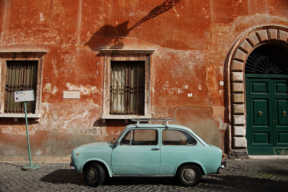 Italian Car by MikeyLee