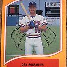 456 - Dan Rohrmeier by Foob's Baseball Cards