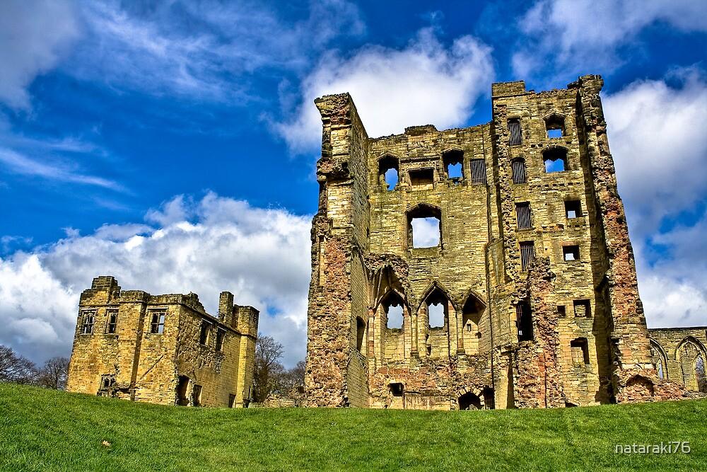 Ashby Castle ruins#1 by nataraki76