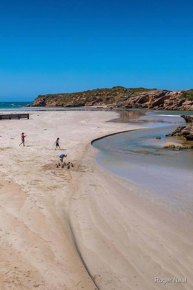 Stingray Bay beach by Roger Neal