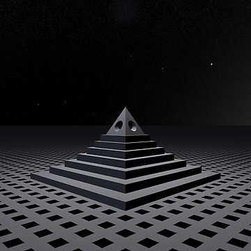 Mysterious Pyramid by perkinsdesigns