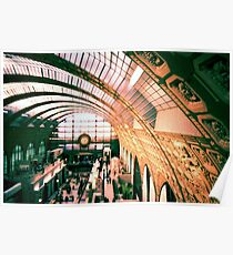 Orsay museum, Paris Poster
