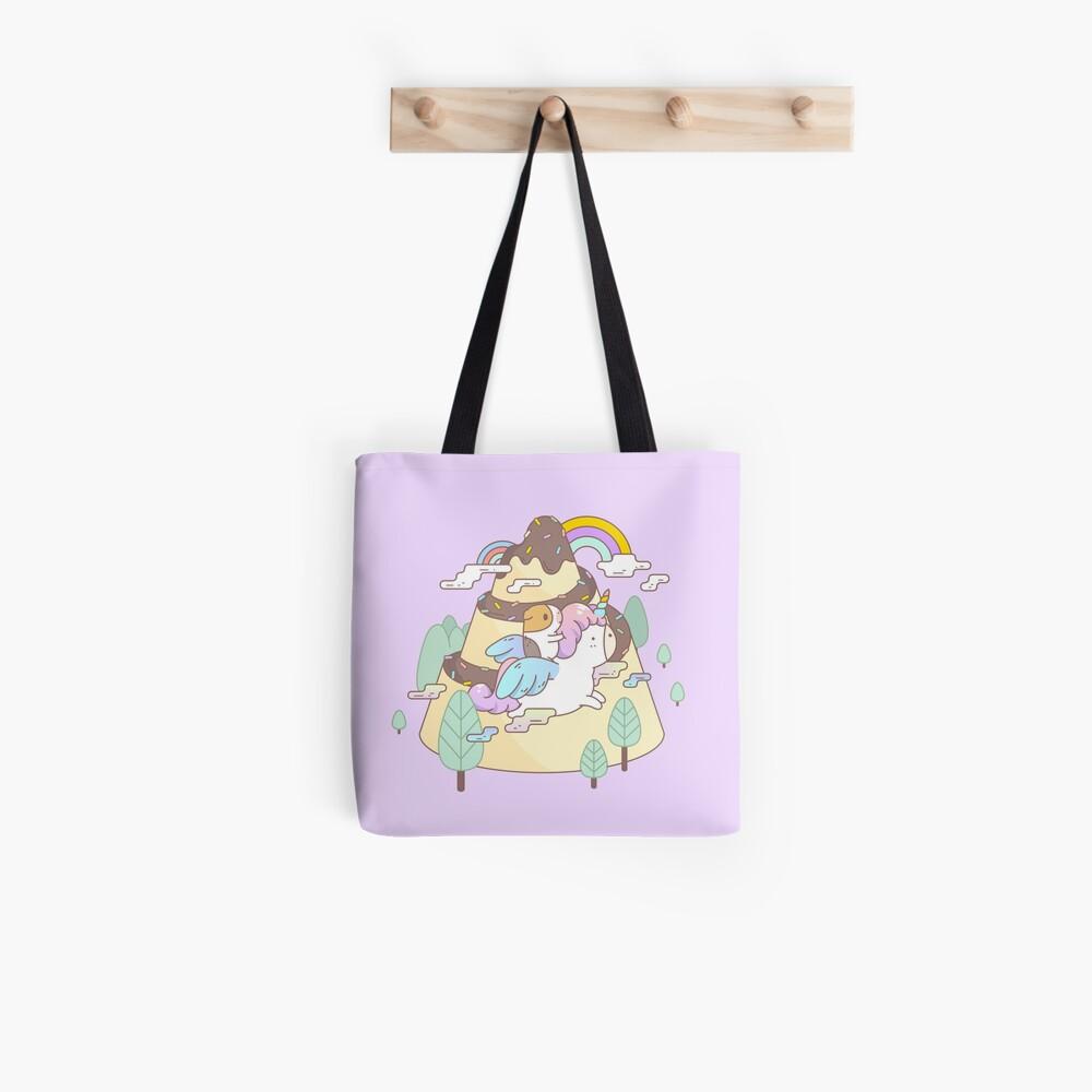 Bubu the Guinea pig, Unicorn  Tote Bag