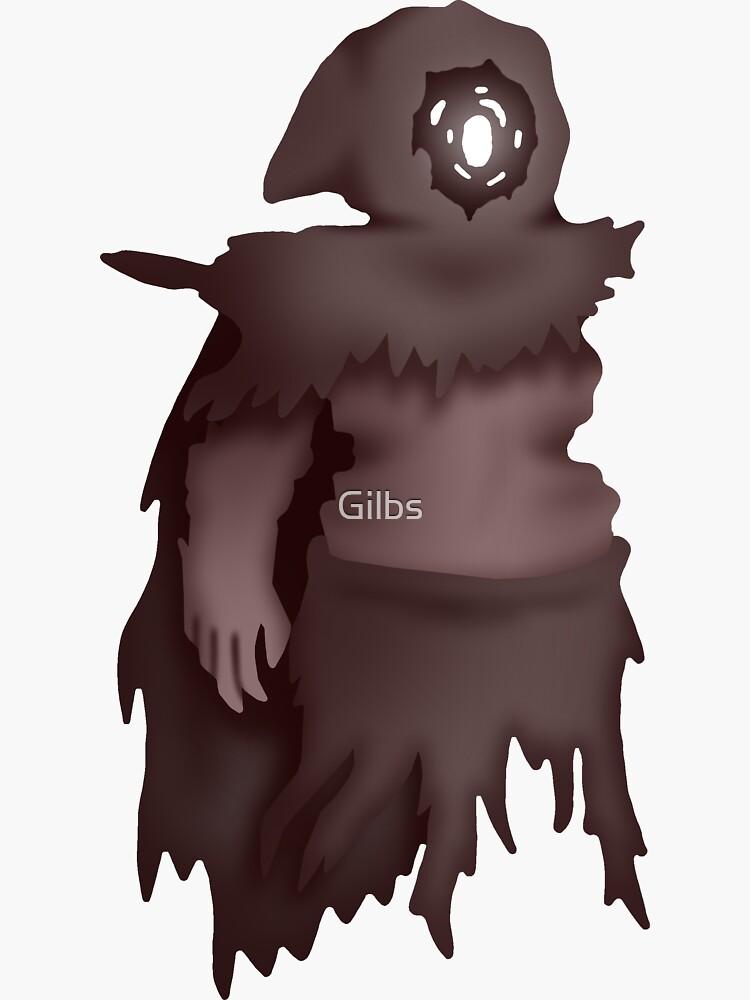 Shadow Wraith by Gilbs