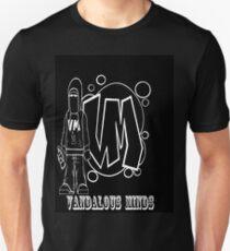 Vandalous Minds #1 Unisex T-Shirt