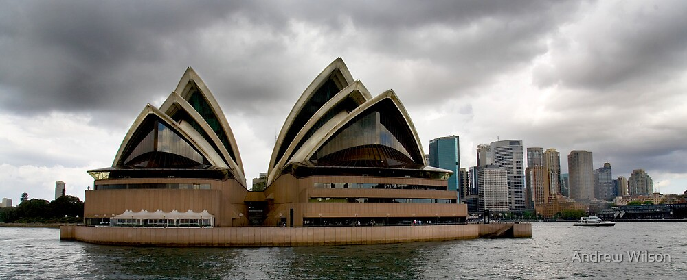 Sydney Opera House by Andrew Wilson