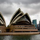Sydney Opera House by Andrew Wilson