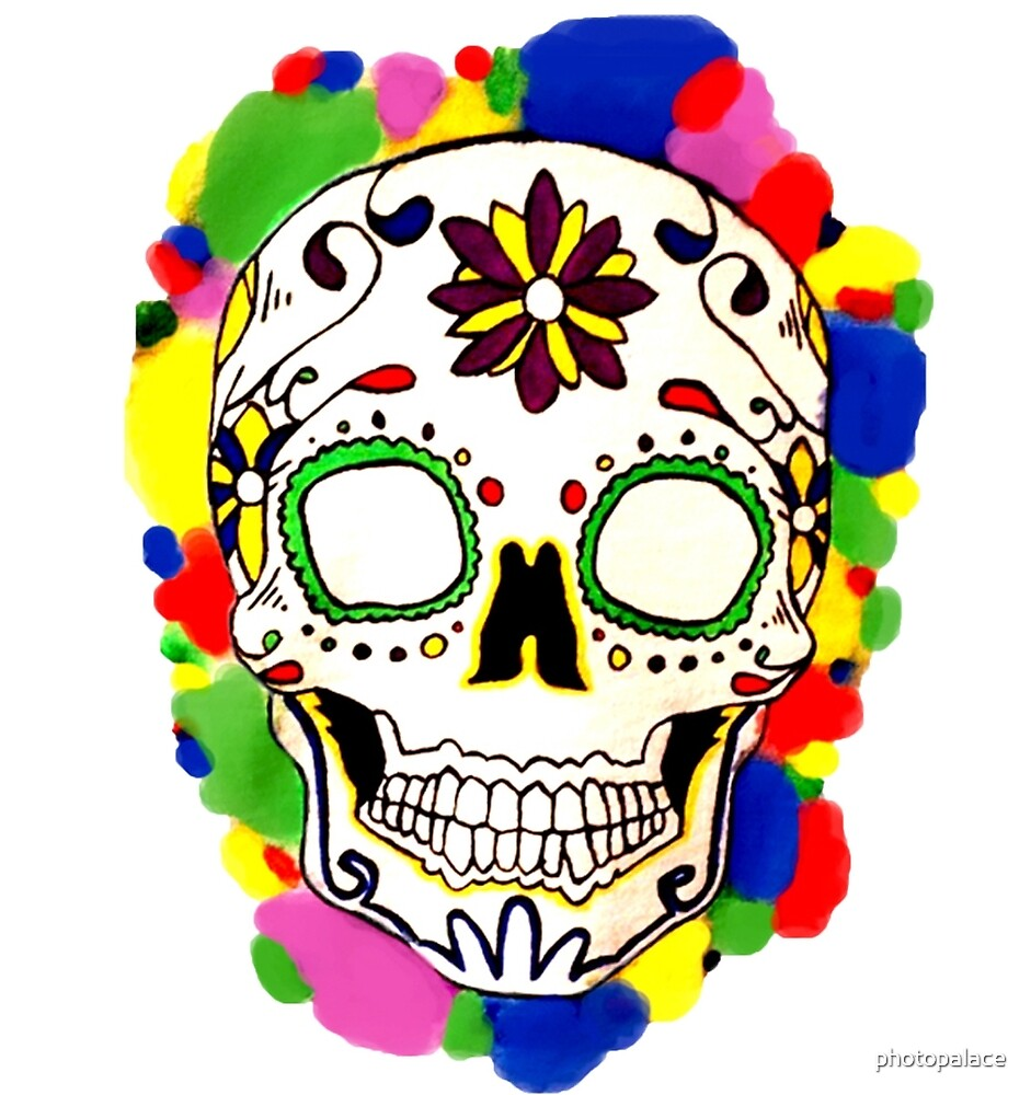 Bright Skull by photopalace