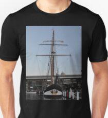 "Tall Ship ""Oosterschelde"", Sydney, Australia 2013 T-Shirt"