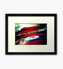 Royal Air Force Framed Print
