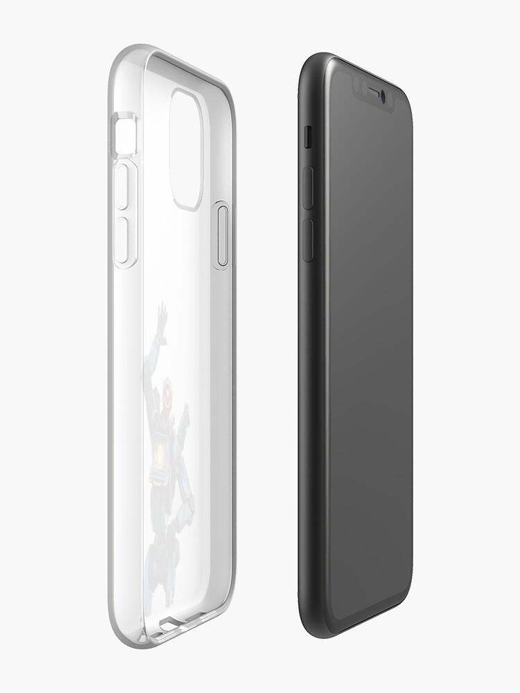 Coque iPhone «PATHFINDER / APEX LEGENDS», par anniekate12