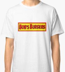 Bobs Burgers Logo Classic T-Shirt