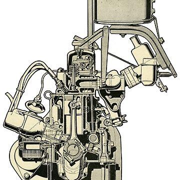 The Mighty Morris Minor 1000 by taspaul